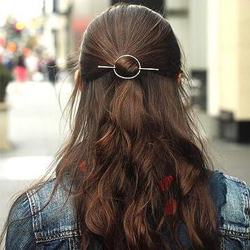 3 Strip Hair Clips Hair Pin Jewelry Wedding Hair Pin Hair Pin Gift Long Hair Barrette Gold Geometric Hair Sticks Minimalism Clip Charm