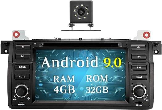 Ohok 7 Inch Screen 1 Din Car Radio Android 9 0 Pie Octa Elektronik