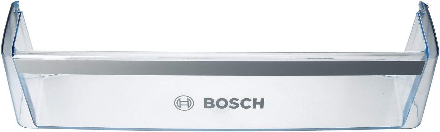 Bosch 665153 - Estante inferior para botellero, frigorífico, congelador, 49 x 12 x 10 cm