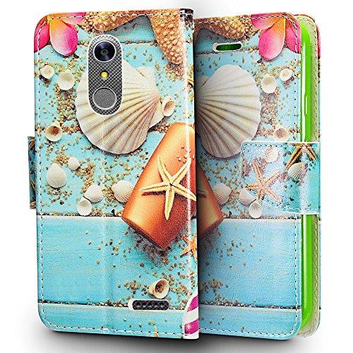 zte prelude phone case wallet - 3