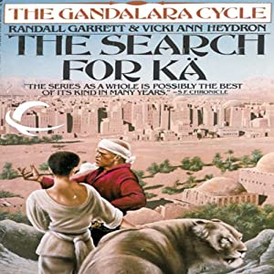 The Search for Ka Audiobook