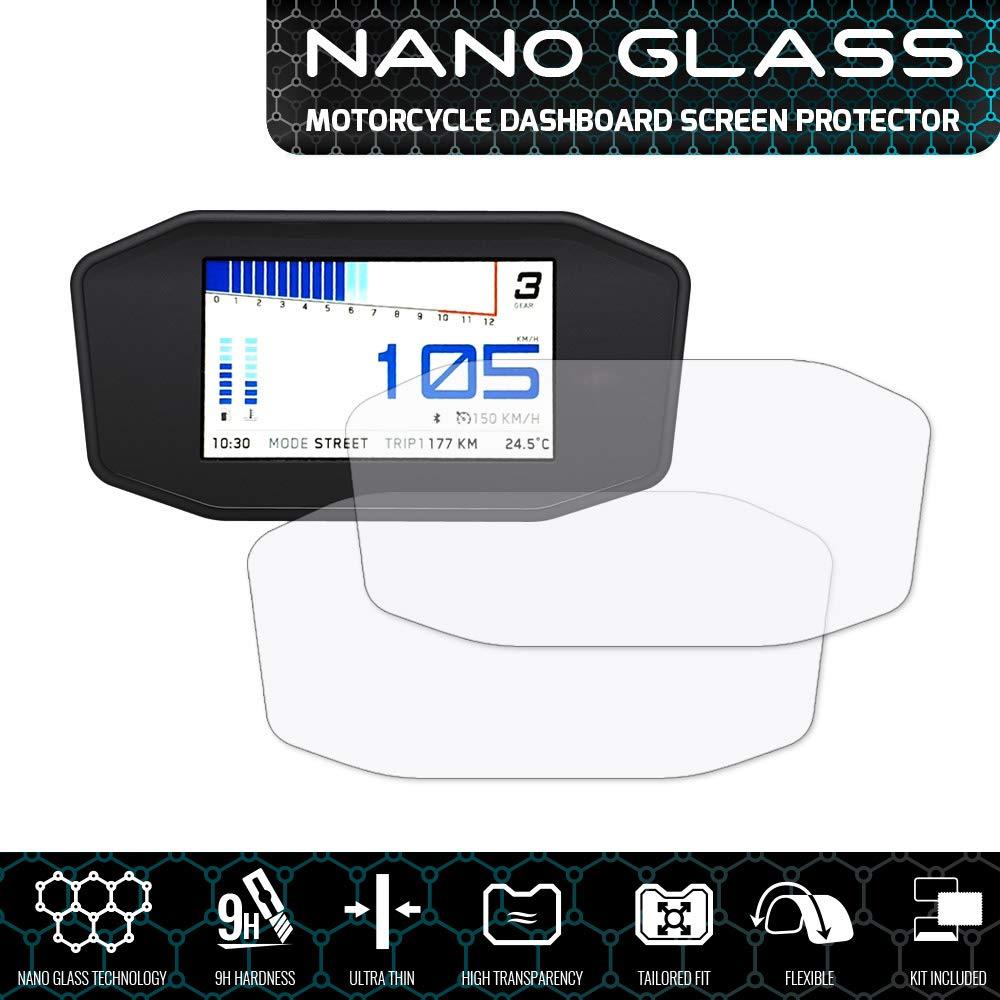 Speedo Angels Nano Glass Proteggi Schermo Per 790 DUKE (2018+) x 2 Speedo-Angels