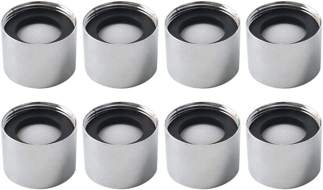 M18 Aireadores de grifo universal hembra grifo aireador boquilla pieza de repuesto para lavabo de cocina de lavabo grifo de bid/é grifo