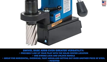 Hougen 0904103HOU Magnetic Drill Presses product image 2
