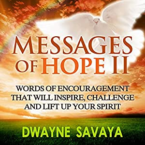 Messages of Hope Volume 2 Audiobook