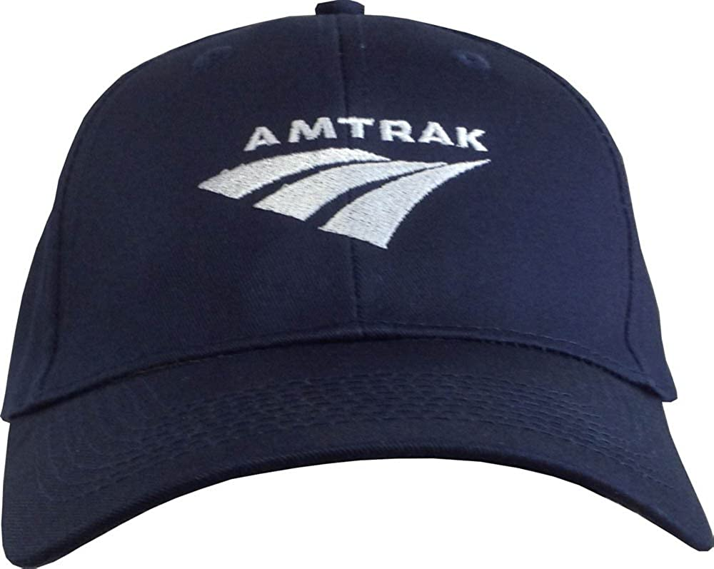 AWESOME RAILROAD CONDUCTOR PERSONALISED BASEBALL CAP HAT XMAS GIFT
