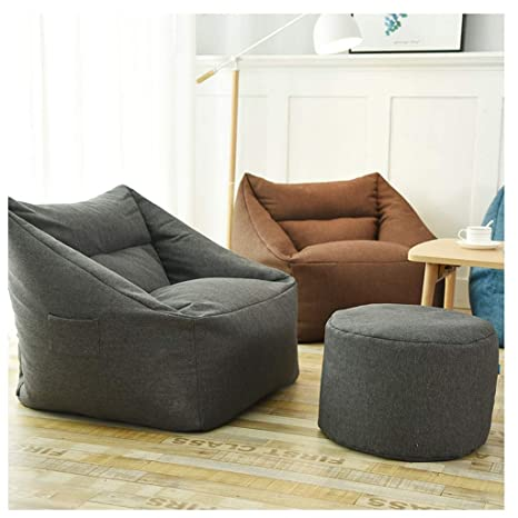 Fantastic Amazon Com Egclj Leisure Bean Bag Sofa Chairs Flodable Gmtry Best Dining Table And Chair Ideas Images Gmtryco