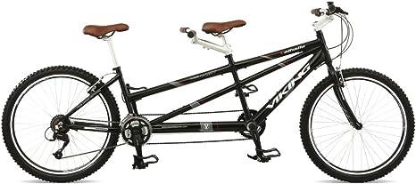 Viking 26 Mountain bicicleta tándem Deore Valhalla: Amazon.es ...