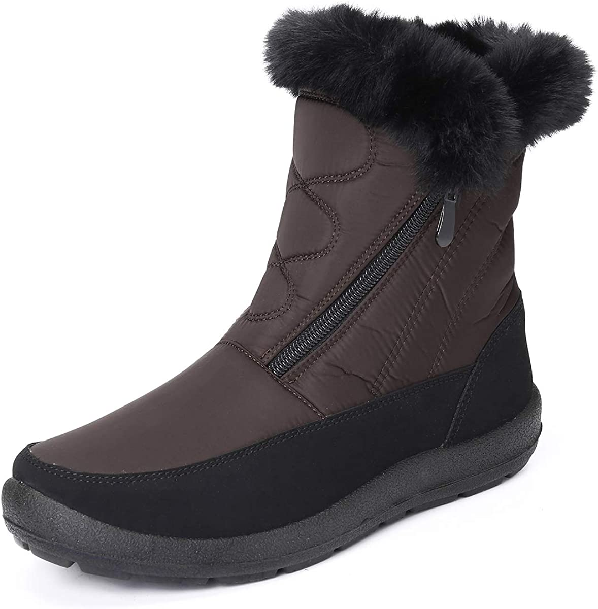 Camfosy Snow Boots for Women