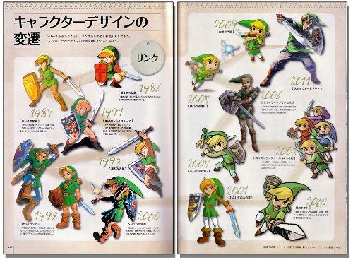The Legend Of Zelda 25th Anniversary Hyrule Historia Art Book Aonuma Eiji Himekawa Akira 9784092271593 Amazon Com Books