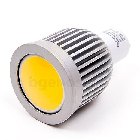 Bombilla LED COB 7w FP>0.95 - Blanco Cálido