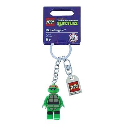 LEGO Teenage Mutant Ninja Turtles: Michelangelo Porte-Clés
