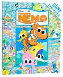 Giant Look and Find Disney Finding Nemo, Publications International Staff, 141278977X