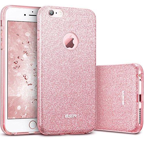 iPhone 6 Plus Case, iPhone 6S Plus Case, ESR Luxury Glitter Sparkle...