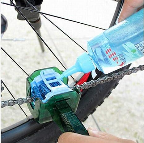 Kit de Limpieza de Cadena de Bicicleta MTB multiherramientas, Kit ...