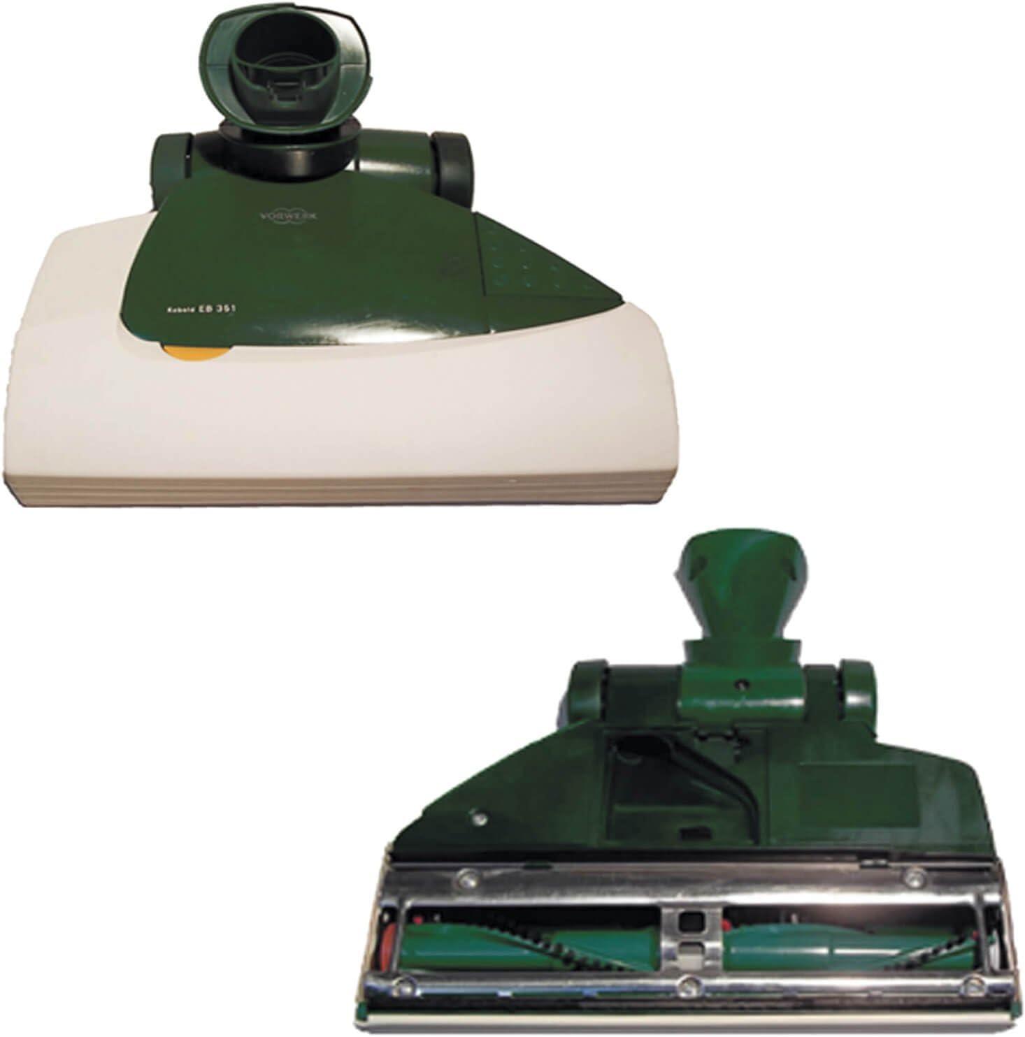 Vorwerk EB 351 Elektrische Klopfb/ürste f/ür Vorwerk Staubsauger mit Oval Anschluss