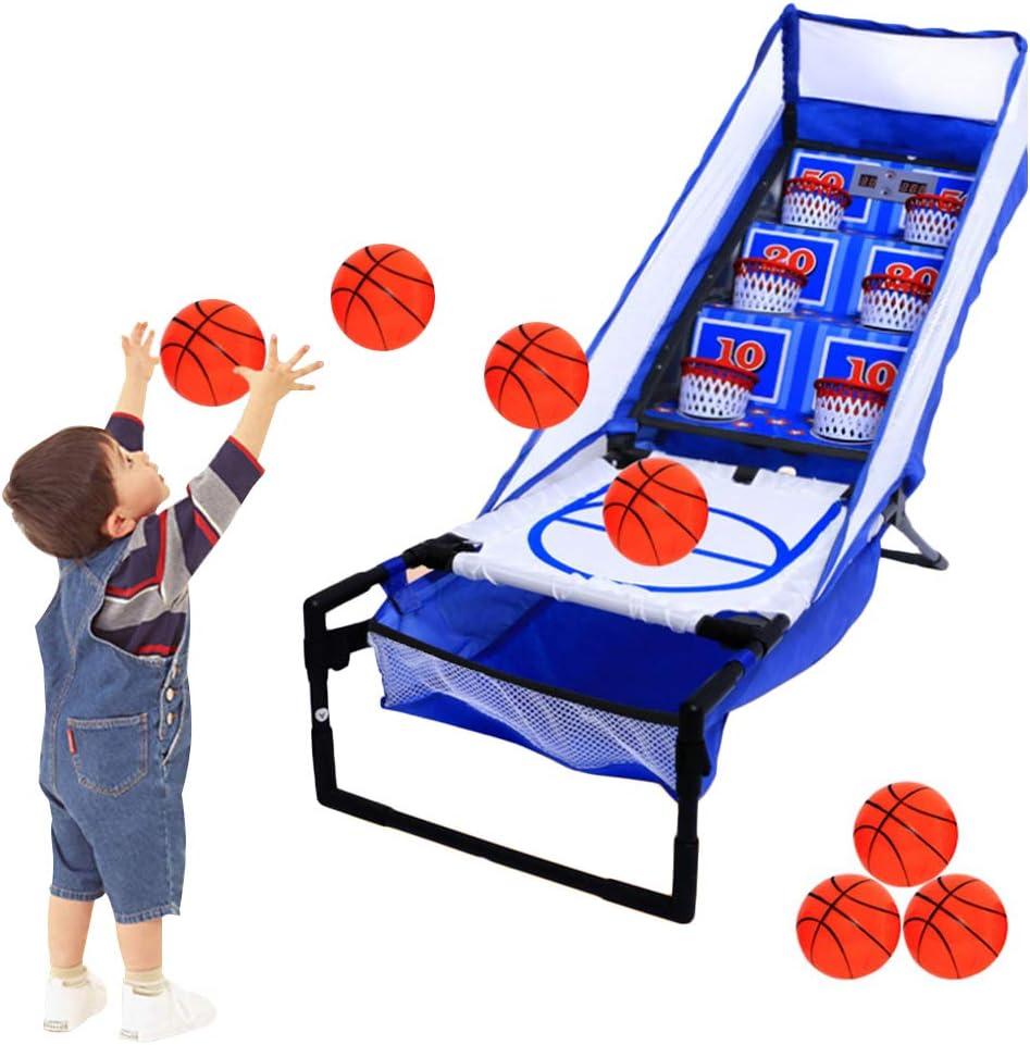 Calistouk Soporte de Baloncesto de puntuación electrónica para ...