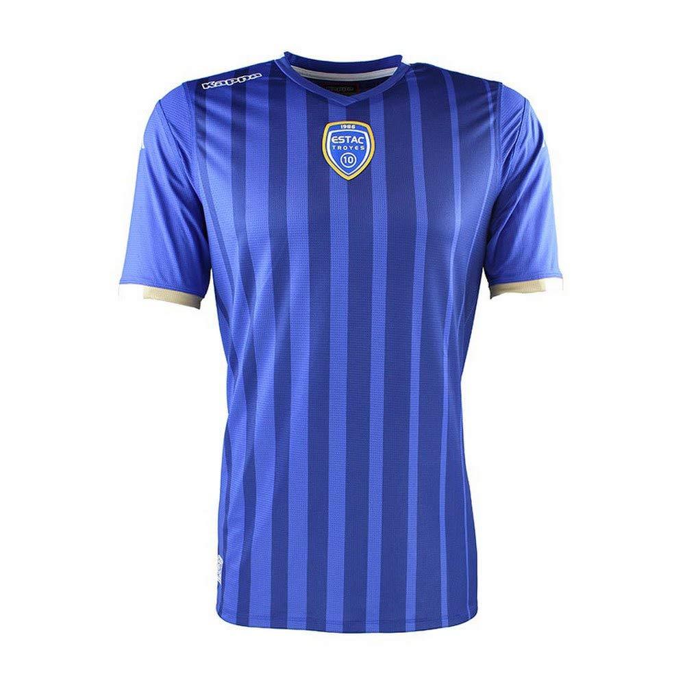 Kappa 2018-2019 Troyes Home Shirt