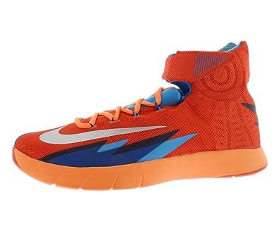 big sale ec241 c215c Nike Zoom Hyperrev Team Orange - Silver - Atomic Orange Mens 8.5