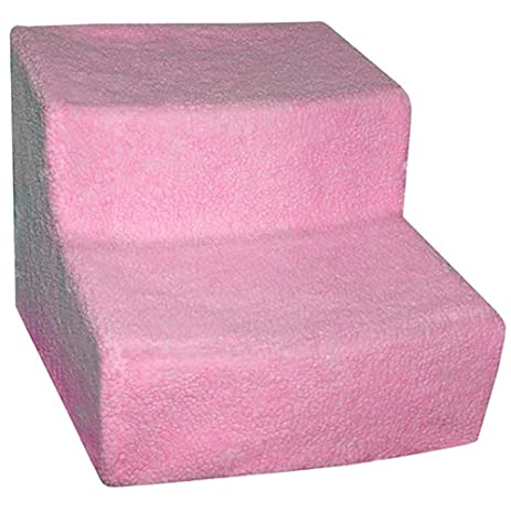 Soft Step II Pet Stairs   Pink