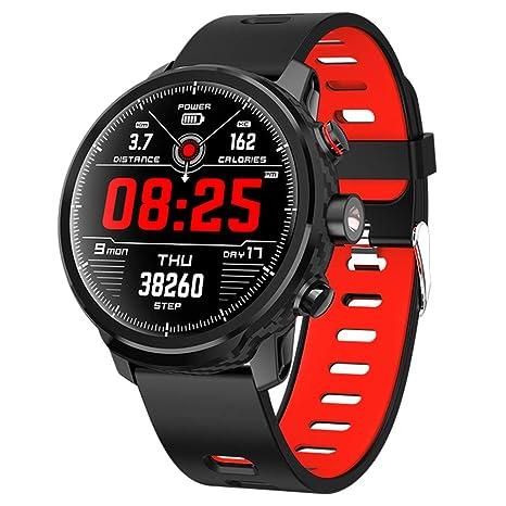 Smart Watch L5, Rastreador de Ejercicios a Prueba de Agua, Monitoreo del Ritmo cardíaco