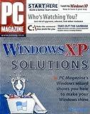 PC Magazine's Windows XP Solutions, Neil Randall, 076456773X