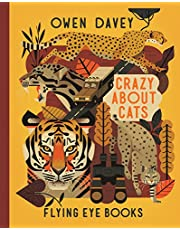 Crazy about Cats (Owen Davey Animals Series)