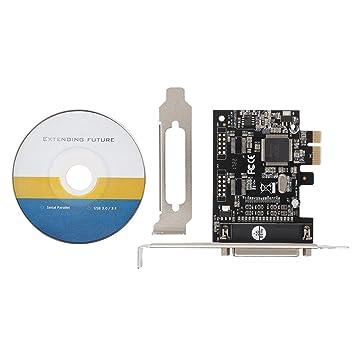 Tarjeta adaptadora ST33 MOSChip 9901 PCI-E a Tarjeta de Puerto ...