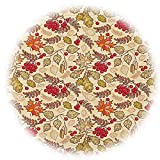 Rowan Extra Large Quilt Cover Fall Season Themed