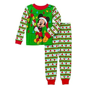 Amazon.com: Disney Mickey Mouse Boys Christmas Holiday Baby ...