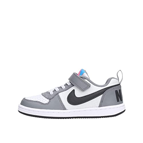 Nike Court Borough Low (PSV), Zapatillas de Baloncesto para Niños