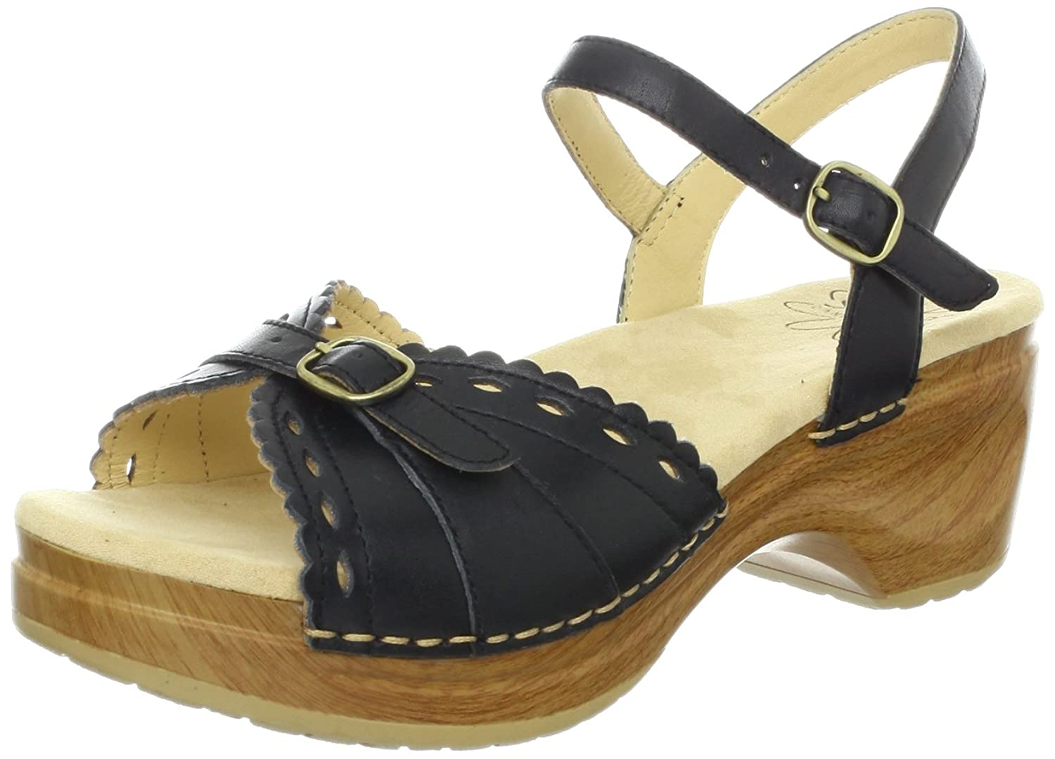 Women's Sanita Dawn Platform Sandal for Plantar Fasciitis