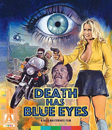 Death Has Blue Eyes [Blu-ray]