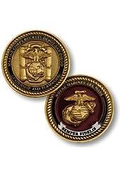 Marine Corps Recruit Depot San Diego Challenge Coin