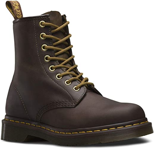 Dr. Martens 1460 Original 8 Eye Leather Boot for Men and Women