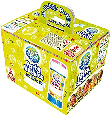 Dulcop- Party Pack, 12 Tubos de 60 ml de Burbujas de jabón (103.592000)