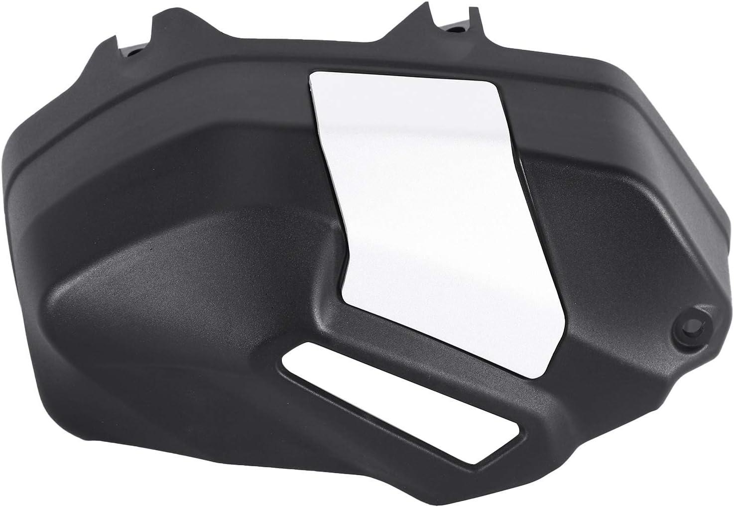 Nrpfell Schutz Abdeckung f/ür Motorrad Zylinder Kopf Schutz f/ür R1250GS R1250RS R1250RT R1250R 2018-2020