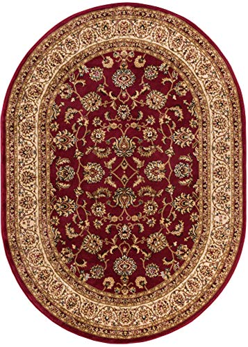 sian Floral Oriental Formal Traditional Area Rug 5x7 ( 5'3