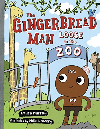 - The Gingerbread Man Loose at The Zoo
