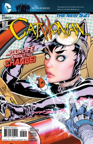 Catwoman Vol.3 #7