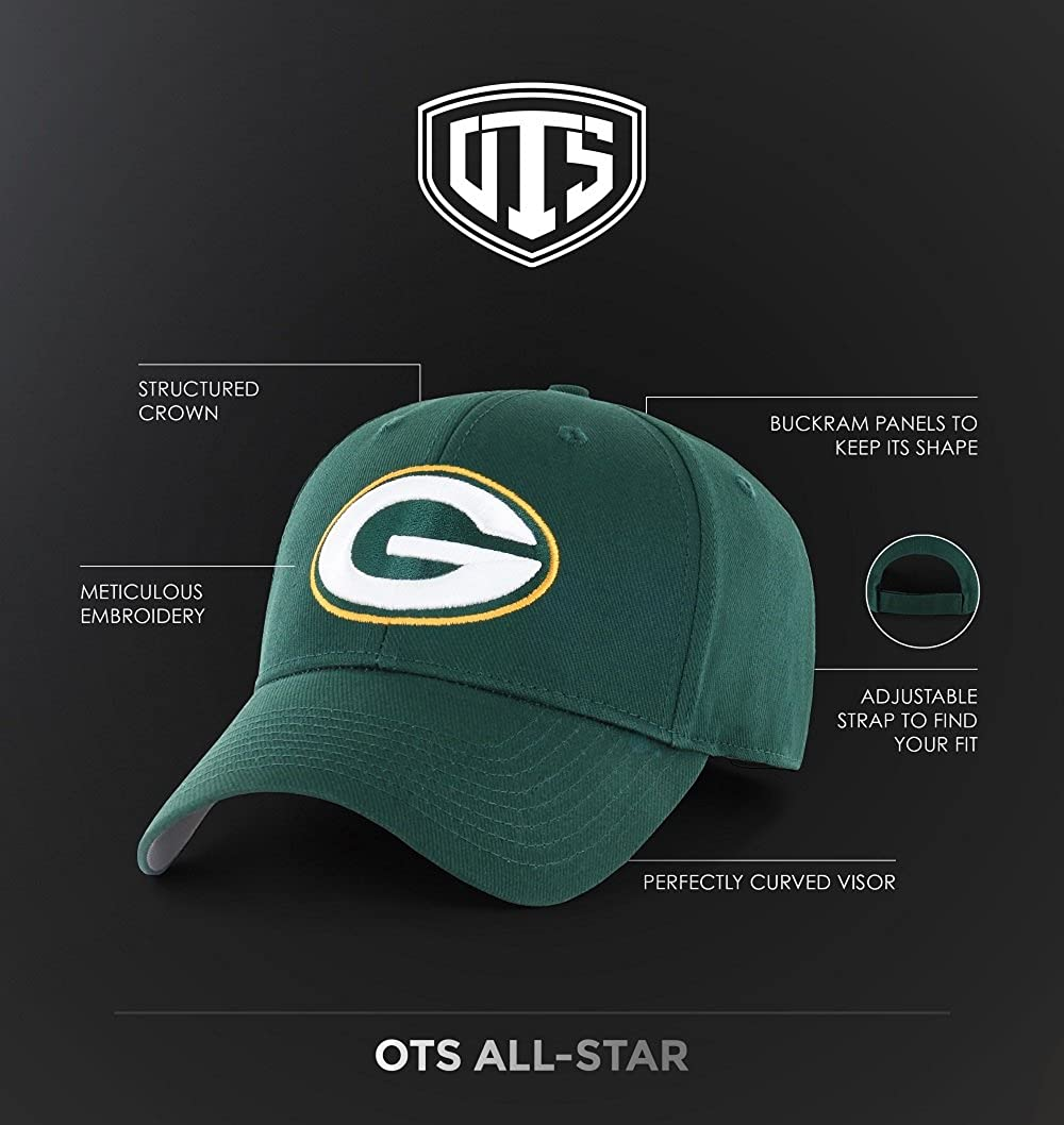 NFL Mens OTS Select All-Star Adjustable Hat