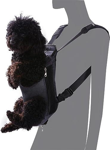 QBLEEV Legs Out Front Pet Carrier