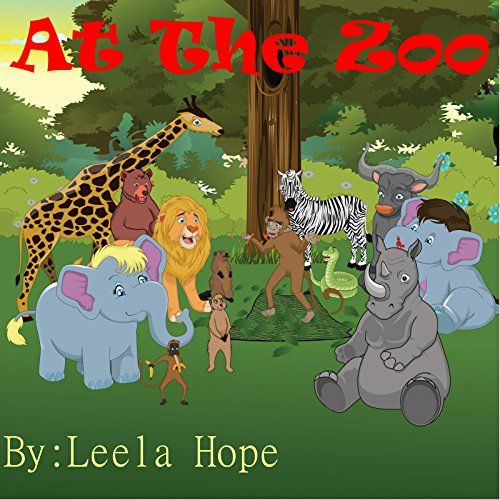 Childrens Book:At The Zoo