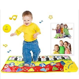 LY-LD Baby Musical Giocattoli Tappeto Pieghevole conveniente Prima Infanzia strisciante Coperta Adatto per Bambini Oltre 3 Mesi