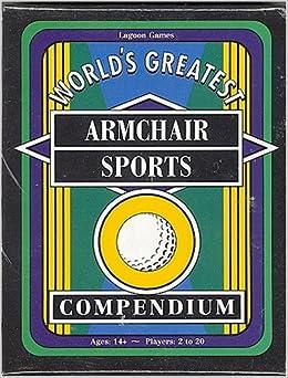 World S Greatest Armchair Sports Compendium Lagoon Games