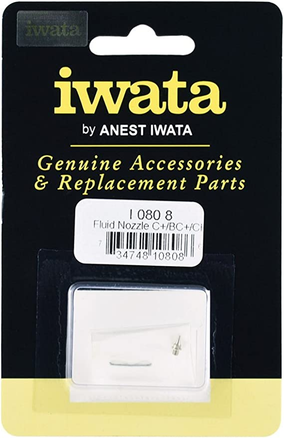 IWATA MEDEA 10808 NOZZLE FOR HP C PLUS HP CH 0.3MM