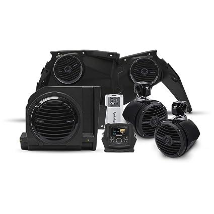 2e8232ebd02 Amazon.com  Rockford Fosgate X3-STAGE4 400 watt Stereo