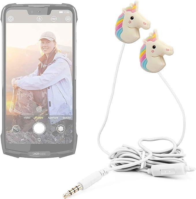 DURAGADGET Auriculares Divertidos estéreo in Ear con diseño de ...