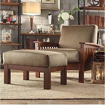 Awe Inspiring Amazon Com Tribecca Home Hills Mission Style Oak Olive Dailytribune Chair Design For Home Dailytribuneorg