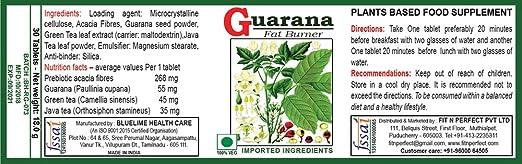 SFD Guarana Caffeine - la cel mai bun preț | Ready for Life